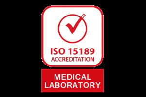 ISO 15189 logo