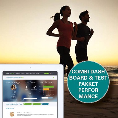 combi dashboard & testpakket performance