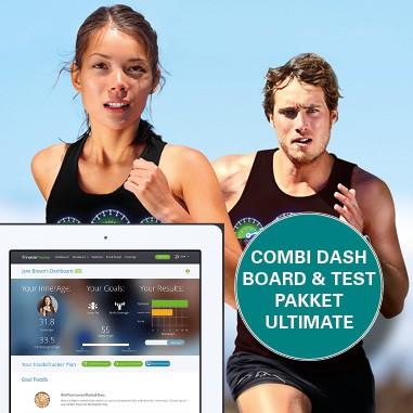 combi dashboard & testpakket ultimate
