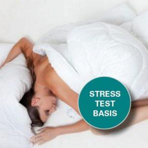 Stress test basis