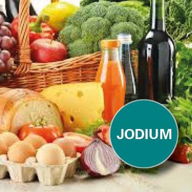 Voeding en leefstijl jodium check