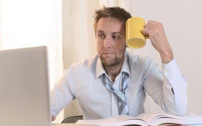 Hoe je een verstoorde stress of cortisol curve zelf weer in balans brengt.