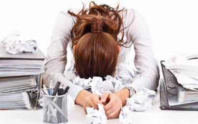 Herken de symptomen van stress